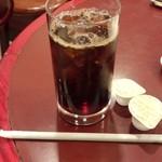 カフェ ベローチェ - アイスコーヒーのMサイズ