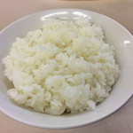 国味ラーメン - ライス ヽ(゚◇゚ )ノ