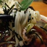 日本料理 旬坊 - 季節のかき揚げうどん膳