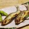 川原町 泉屋 - 料理写真:天然鮎の塩焼き