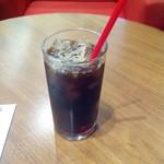 ベックスコーヒーショップ - アイスコーヒーS230円