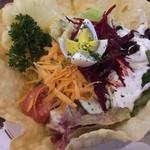TJ'S Mexican Restaurant - 料理写真:サラダ