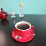 Alpha Betti Cafe - エアロプレスコーヒー