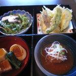 まんま亭 楽 - ランチの松花堂弁当