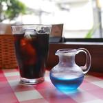 デル・ソーレ - コーヒーとシロップ