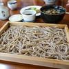 手打ち大石田そば きよ - 料理写真:板そば(大)