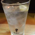 居酒屋 十番 - チュゥハイ¥350