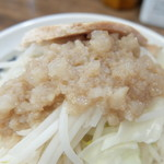 爆麺亭 - 背脂
