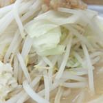 爆麺亭 - 野菜