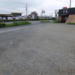 奔放 - 駐車場