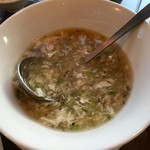 53964584 - 魚介と野菜のスープ