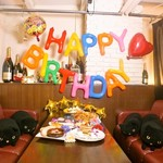 黒猫cafe - 一日一組様限定☆サプライズ装飾可能♪