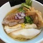 麺屋 正路 - 白