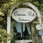 Cream Pot -