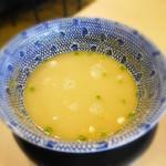 麺堂稲葉Kuki Style - スープ割