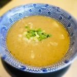 麺堂稲葉Kuki Style - 鶏白湯と魚介のつけ汁