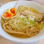 麺堂稲葉Kuki Style - とろとろ味たまごと穂先メンマ