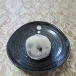 恵比寿屋 - 黒豆入大福