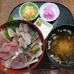 第八富士丸食堂 - 海鮮丼