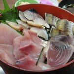 第八富士丸食堂 - 地魚オンリーです!