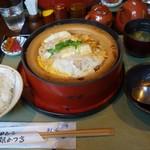 53969517 - (2016/6月)「豆腐かつ煮定食」