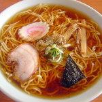 こばやし食堂 - 料理写真:中華そば♪