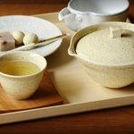 祇園NITI - 永谷宗園 煎茶