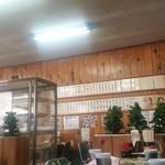 トヨタ屋食堂 - メニューは豊富。 丼物、麺類などなどなんでもありますね♪