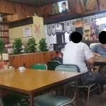 トヨタ屋食堂 - トヨタ屋食堂 本店の内観です