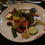 プールトワ - 野菜のサラダ