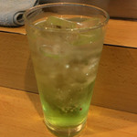 にしの - チューハイライム260円
