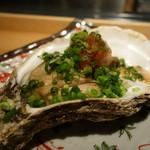 六本木 かき心 - ☆焼き牡蠣(●^o^●)☆