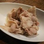 ITADORI - 豚しゃぶトッピング