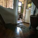カフェハウスNavo* - 遊び場から廊下を見た