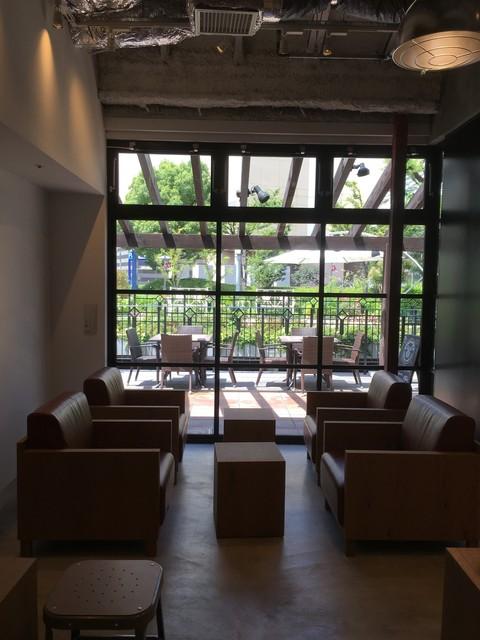 ストリーマーコーヒーカンパニー 神戸ハーバーランド店