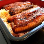 吉野家 - 料理写真:鰻重 二枚盛り