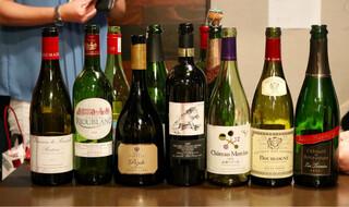 肉山 名古屋 - 持ち込んだワイン