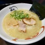 麺屋 帆のる - 鶏白湯麺¥780