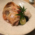 代官山 米花 - 甘鯛焼き物