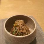 代官山 米花 - 5種野菜のきんぴら
