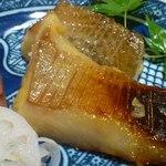 53979580 - マナガツオの西京味噌漬け焼