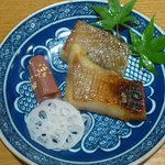 53979589 - マナガツオの西京味噌漬け焼