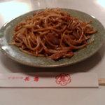 中国料理長寿 - 料理写真:絵的にはおとなしいです。