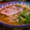 元祖赤のれん節ちゃんラーメン - 料理写真:定食のラーメン