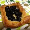 パーネ - 料理写真:丹波の黒豆デニッシュ