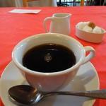 トラットリア ラ・パタータ - ランチコーヒー