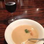 53982984 - セット スープ