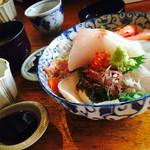 油屋 - 海鮮丼