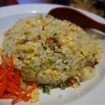 台湾料理 長楽 - 炒飯¥500-