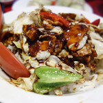 台湾料理 長楽 - 回鍋飯¥780-
